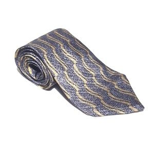 Vintage 100% Imported Silk Made in USA Tie
